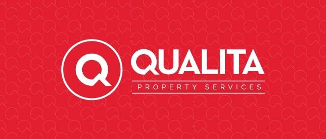 Logo Qualita Property services - Renovations, Restorations, Repairs.